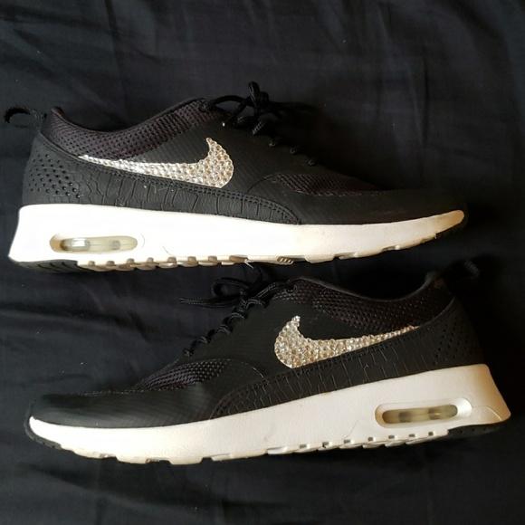 Nike Air Max Thea with Rhinestones. M 5b93ea2f9539f7edf2b6aaec 71c9d42df